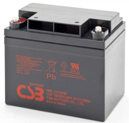 Аккумуляторная батарея CSB HRL 12150W