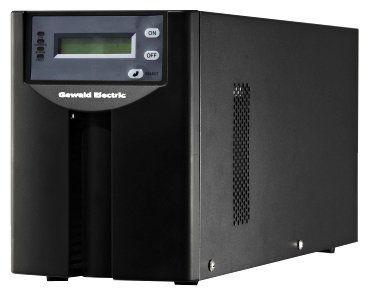 Источник бесперебойного питания Gewald Electric KR1000LCDL(4A)