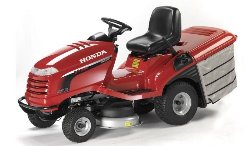 Бензиновая газонокосилка с сиденьем Honda HF2315K1 HME