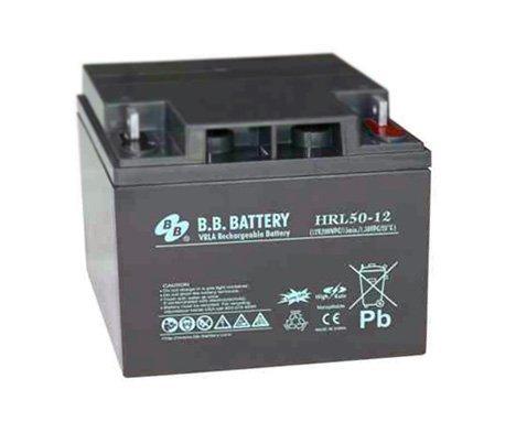 Аккумуляторная батарея B.B.Battery HRL 50-12