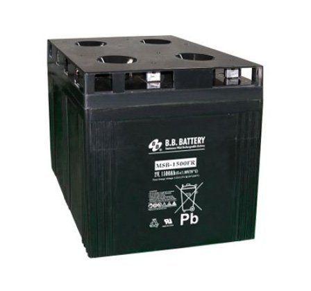 Аккумуляторная батарея B.B.Battery MSB 1500-2FR