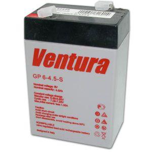 Аккумуляторная батарея VENTURA GP 6-4,5-S