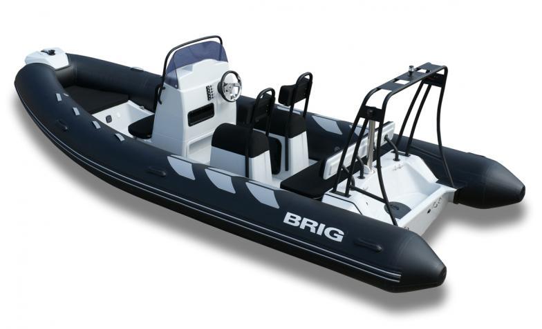 Лодка надувная BRIG N570 серия Navigator