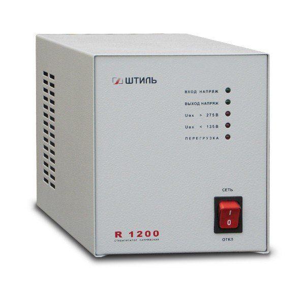 Однофазный стабилизатор напряжения ШТИЛЬ R 1200