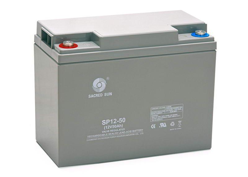 Аккумуляторная батарея Sacred Sun SP12-50