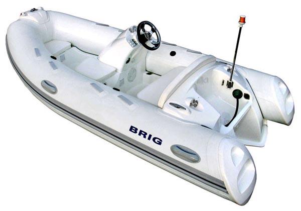 Лодка надувная BRIG E340 серия Eagle