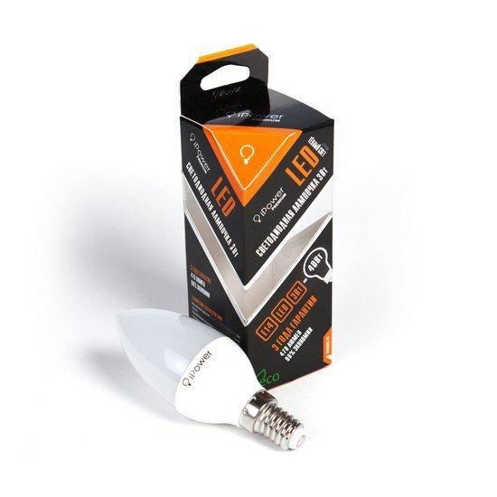 LED Лампа iPower Premium IPPB3W2700KE14
