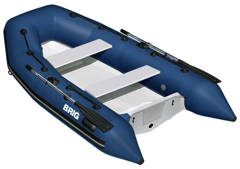 Лодка надувная BRIG F300 серия Falcon