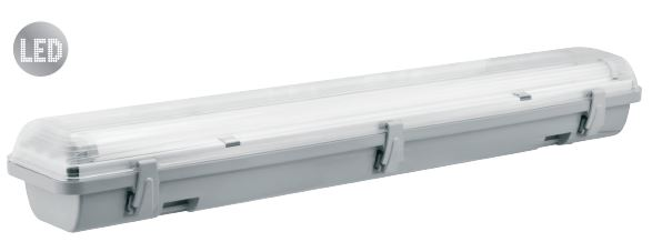 Светодиодный энергосберегающий светильник Navigator 94 584 DSP-AC-212-IP65-LED (аналог ЛСП 2х18)