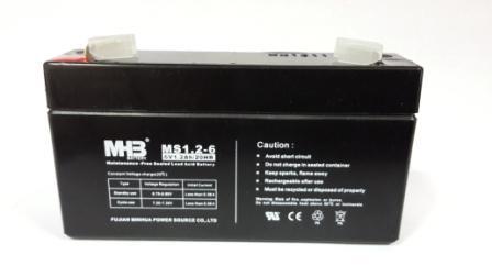 Аккумуляторная батарея MHB/MNB MS1,2-6