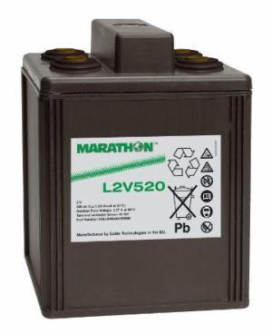 Аккумуляторная батарея MARATHON L 2V 520 (L 2/520)