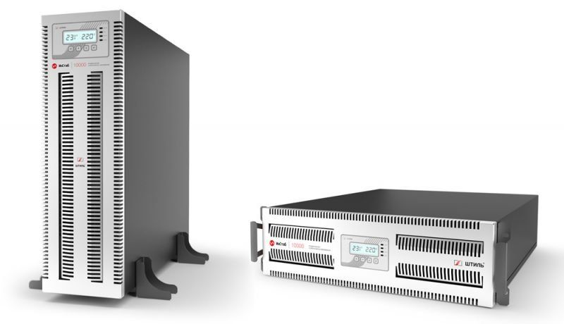 Трехфазный стабилизатор переменного напряжения Штиль инверторный IS3310RT