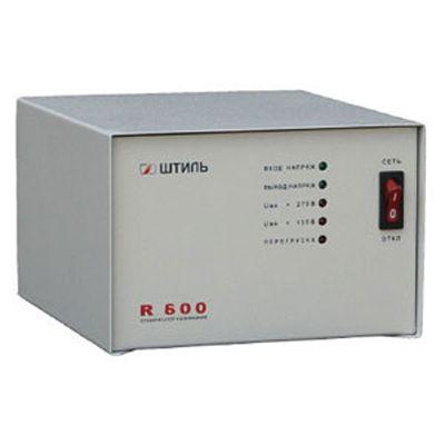 Однофазный стабилизатор напряжения ШТИЛЬ R 600