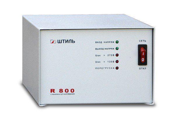 Однофазный стабилизатор напряжения ШТИЛЬ R 800