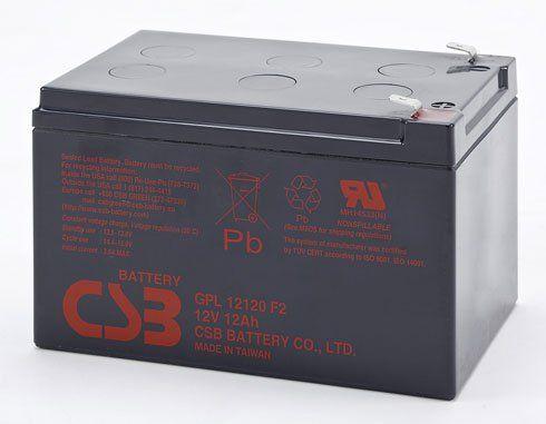 Аккумуляторная батерея CSB GPL 12120