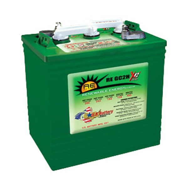Аккумуляторная батарея U.S.Battery RE GC2H XC