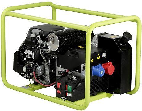 Бензиновый генератор Pramac  MES15000, 400/230V, 50 Hz
