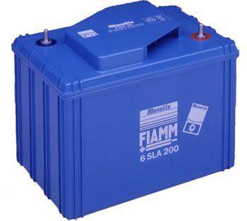 Аккумуляторная батарея FIAMM 6 SLA 200