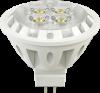 Светодиодная (LED) лампа X-Flash Spotlight MR16 GU5.3 6W(6вт),желтый свет 3000K,световой поток 350лм,  220V(в) (43491)