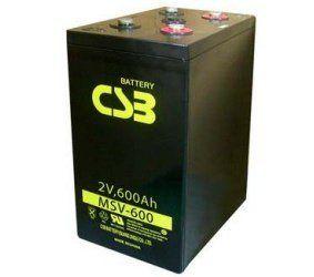 Аккумуляторная батарея CSB MSV 600