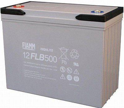 Аккумуляторная батарея FIAMM 12 FLB 540 P