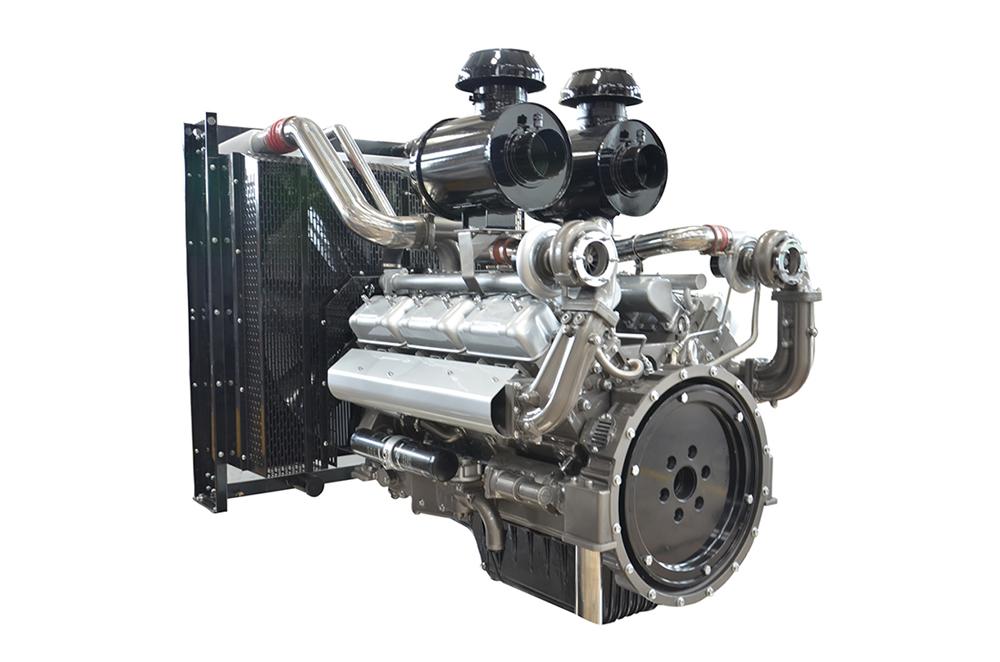 Дизельный двигатель SC27G900D2 для электростанции