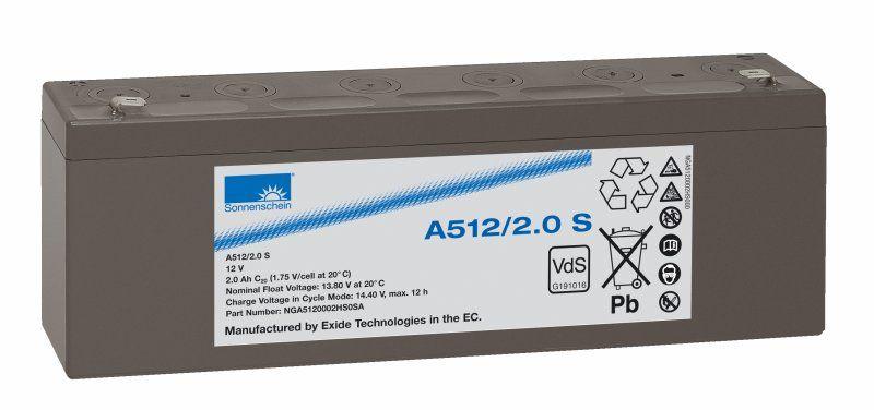 Аккумуляторная батарея SONNENSCHEIN A 512/2.0 S