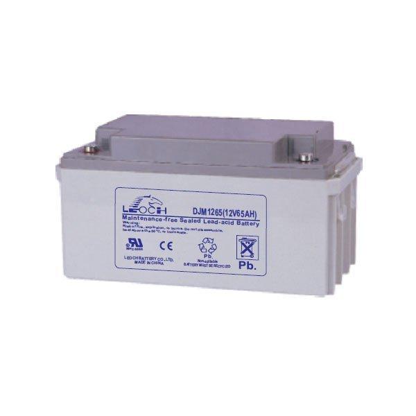 Аккумуляторная батарея Leoch Battery DJM 1265