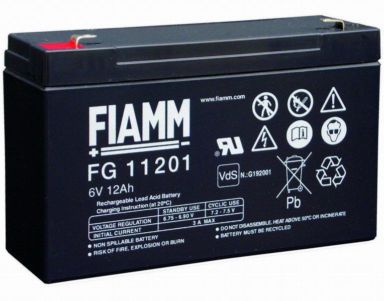 Аккумуляторная батарея FIAMM FG 11201