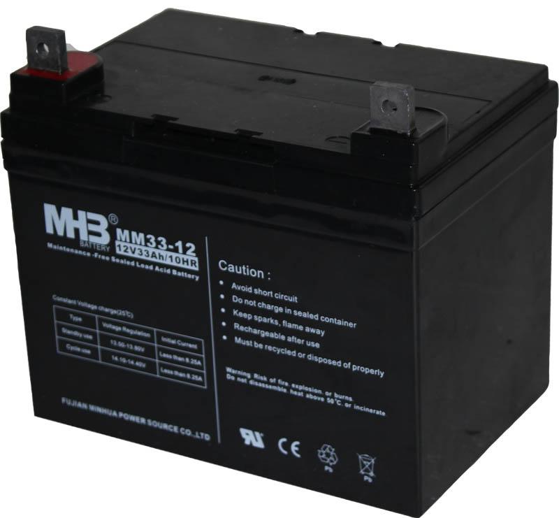 Аккумуляторная батарея MHB/MNB MM33-12