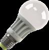 Светодиодная (LED) лампа X-Flash GLOBE E27 8W(8вт),белый свет 4000K,световой поток 720лм,220V  (44733)