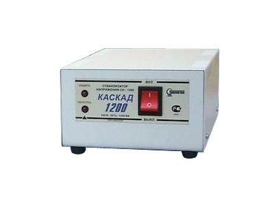 Однофазный стабилизатор напряжения КАСКАД CH-1200