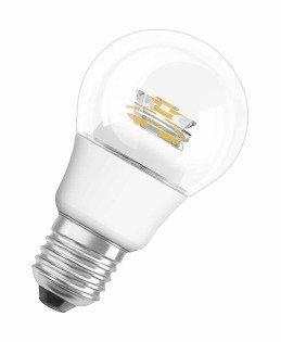 Светодиодная (LED) лампа Osram LED STAR CL A40 6W/827 220-240V E27
