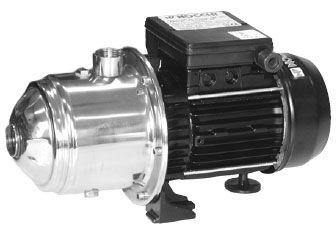 Поверхностный насос NOCCHI MCX 200/40 T