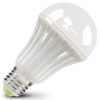 Светодиодная (LED) диммируемая лампа X-flash Bulb E27 BCD P 9W(9вт), белый свет 4000K, 220V (46249)