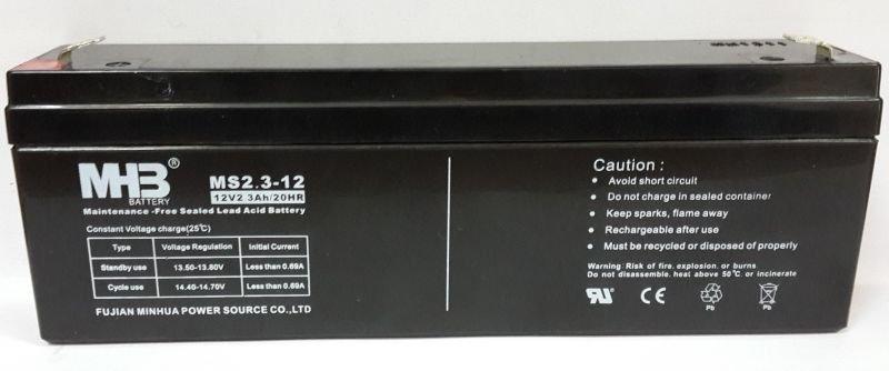 Аккумуляторная батарея MHB/MNB MS2.3-12