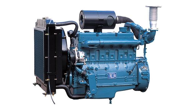 Дизельный двигатель Doosan D1146 для дизель-генераторных электростанций