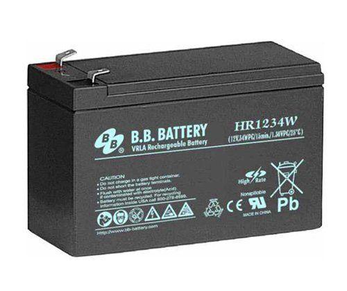 Аккумуляторная батарея B.B.Battery HRC 1234W