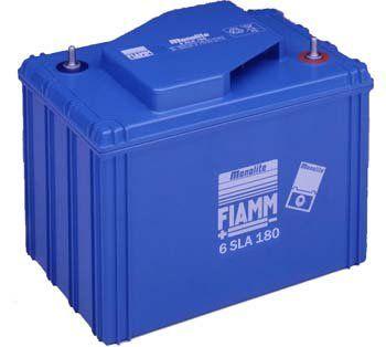 Аккумуляторная батарея FIAMM 6 SLA 180