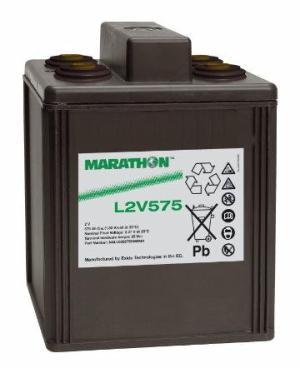 Аккумуляторная батарея MARATHON L 2V 575 (L 2/575)