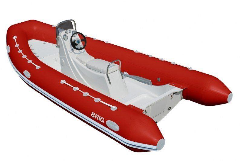 Лодка надувная BRIG F500S серия Falcon