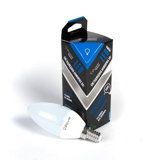 LED Лампа iPower Premium IPPB3W4000KE14