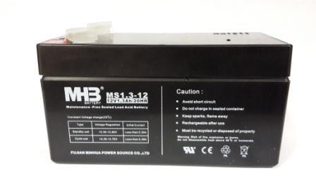 Аккумуляторная батарея MHB/MNB MS1.3-12