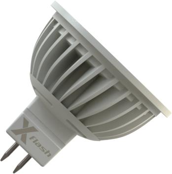 Светодиодная (LED) лампа X-Flash SPOTLIGHT MR16 GU5.3 5W(5вт),белый свет 4000K,световой поток  400лм,12V (44993)