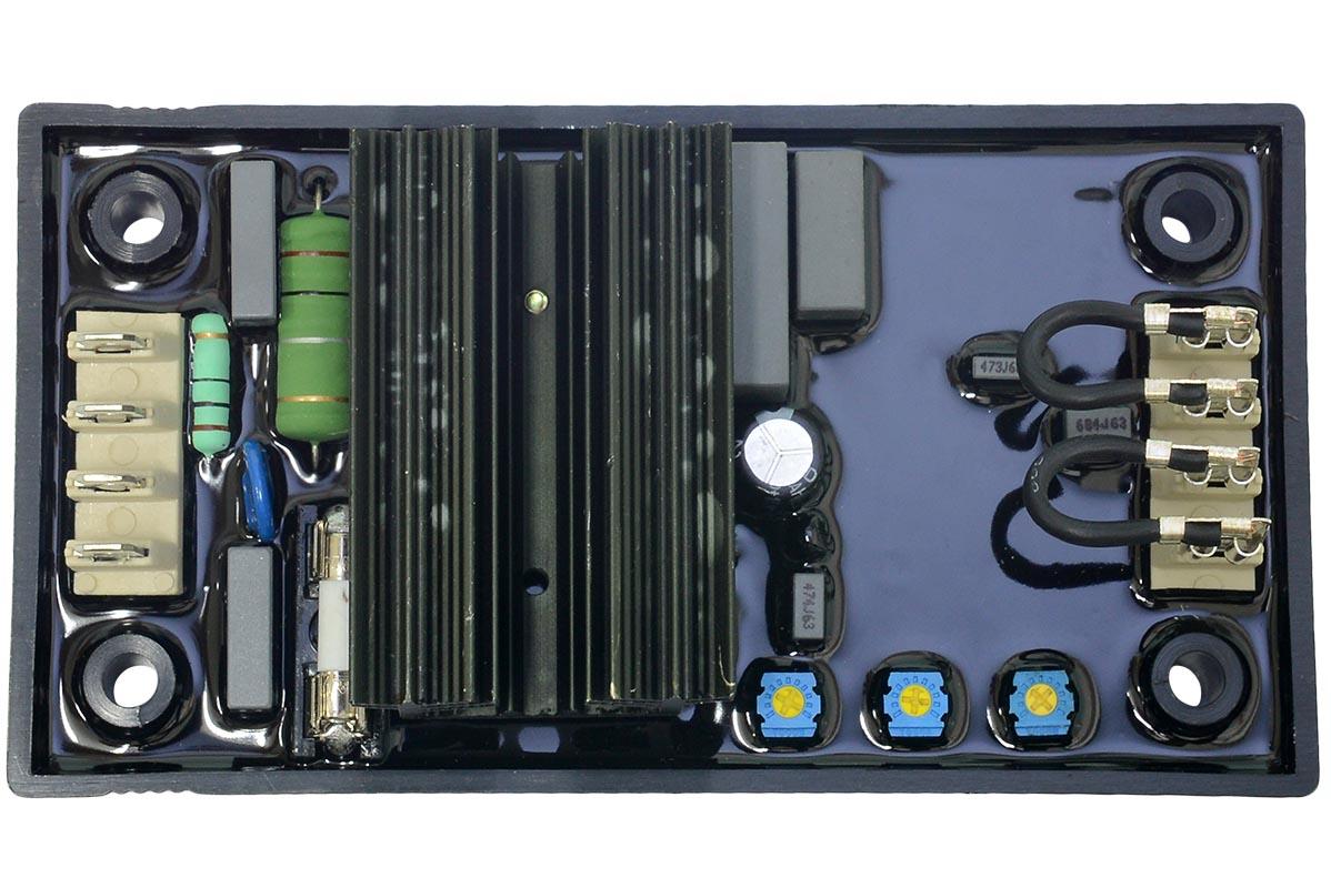 Регулятор напряжения Leroy-Somer R230/ AVR R230