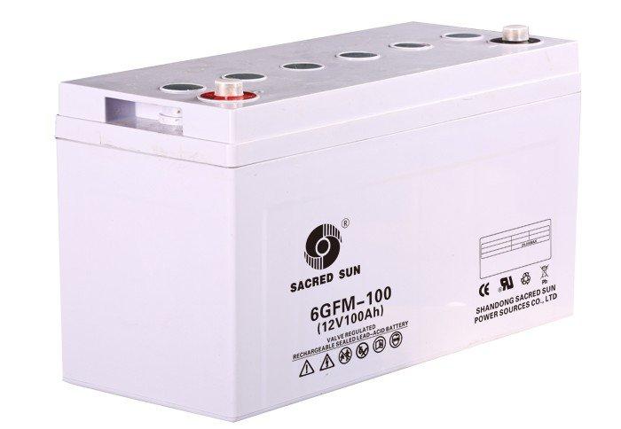 Аккумуляторная батарея Sacred Sun 6GFM-150