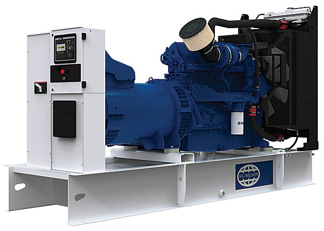 Трехфазная дизельная электростанция FG WILSON P910P1/P1000E откр.