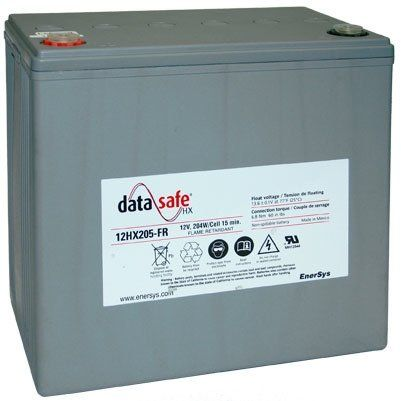 Аккумуляторная батарея EnerSys DataSafe 12HX205FR