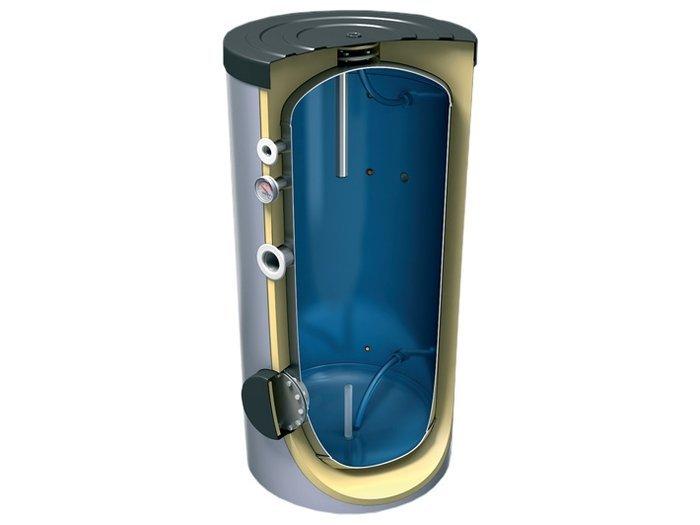 Водонагреватель накопительный электрический напольный вертикальный TESY EV 200 60 F40 TP3