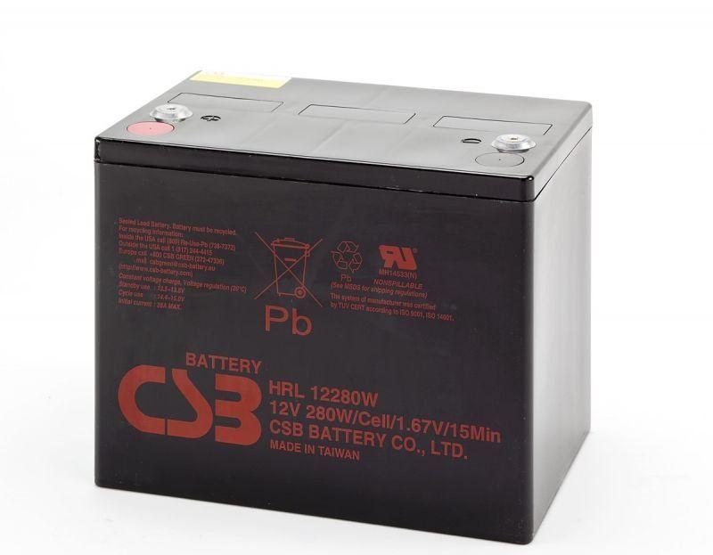 Аккумуляторная батерея CSB HRL 12280 W